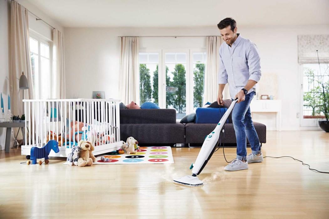 Come disinfettare la casa: pulizia accurata e minimo sforzo con Leifheit.