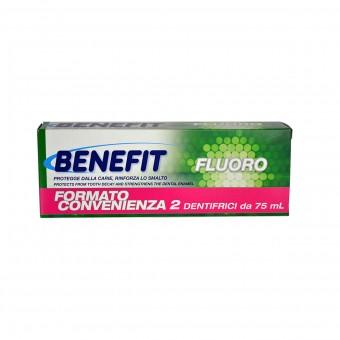 BENEFIT DENTIFRICIO 75 ML.2 PZ.
