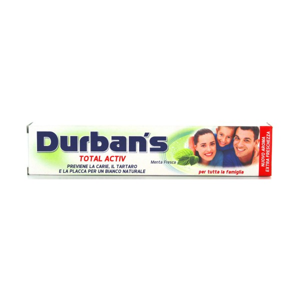 DURBAN'S DENTIFRICIO ACTIVE 75 ML.    , DENTIFRICI, S007752, 1100