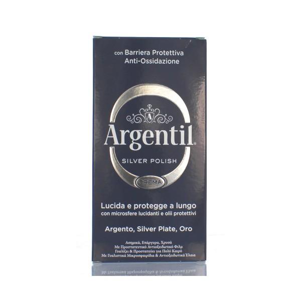 ARGENTIL PULITORE ARGENTO CREMA 150 ML. , PULITORI METALLI, S002290, 11187