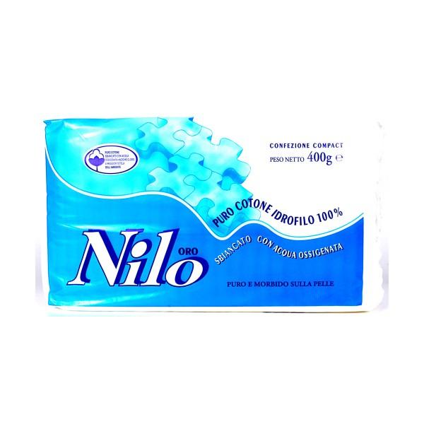 NILO ORO COTONE COMPACT 400 GRAMMI DISPOSITIVO MEDICO CE DI CLASSE 1          , COTONE, S007030, 11958