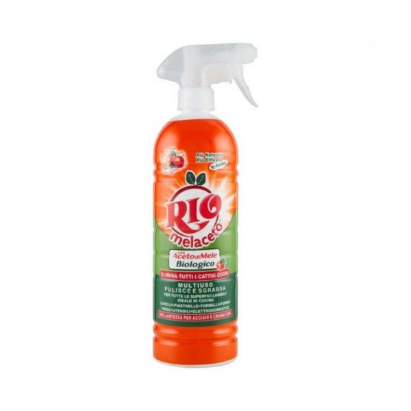 RIO MELACETO SPRAY 800 ML, SGRASSATORI/PICCOLE SUPERFICI, S019738, 14691