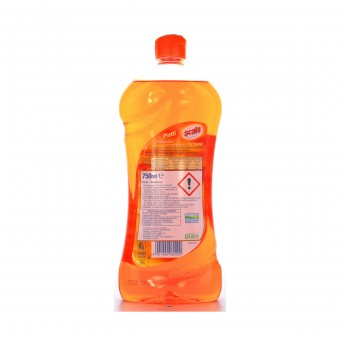 SCALA DETERSIVO PIATTI ANTIODORI AGRUMI 750ml