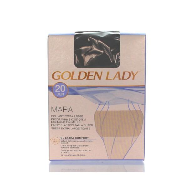 GOLDEN LADY MARA 20 70A FUMO T.XL AST.     , CALZE, COLLANT & GAMBALETTI, S018504, 18186