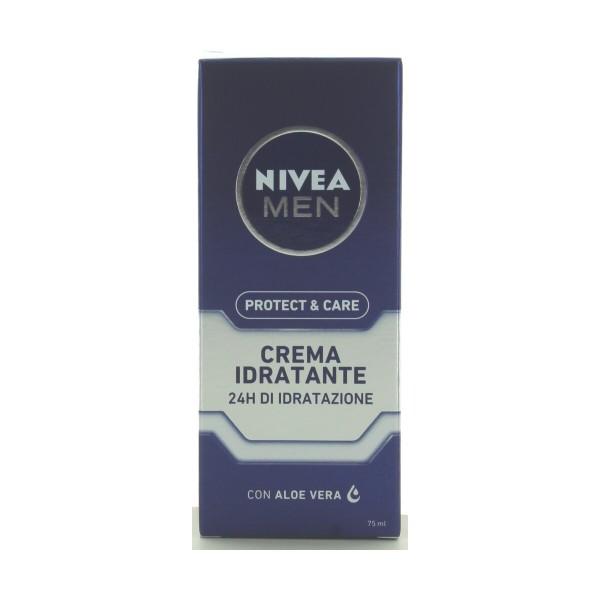 NIVEA FOR MEN CREMA VISO IDRATANTE 75 ML. , CURA VISO UOMO, S022900, 22977