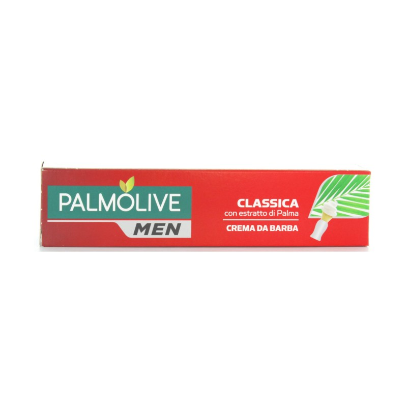 PALMOLIVE CREMA DA BARBA IN TUBO NATURALE 100 ML.