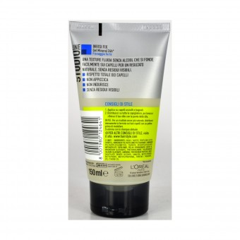 STUDIO LINE INVISI FIX GEL FORTE TUBO 150 ML
