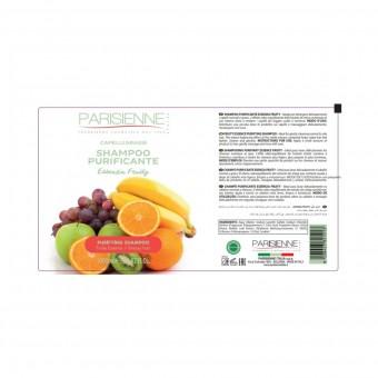 PARISIENNE SHAMPOO FRUITY CAPELLI GRASSI 1 LT.