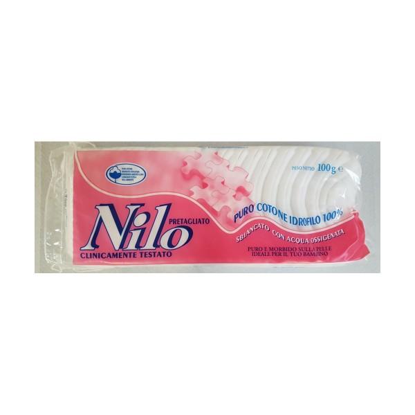 NILO COTONE EXTRA PRETAGLIATO 100 GRAMMI DISPOSITIVO MEDICO CE DI CLASSE 1        , COTONE, S008385, 40360