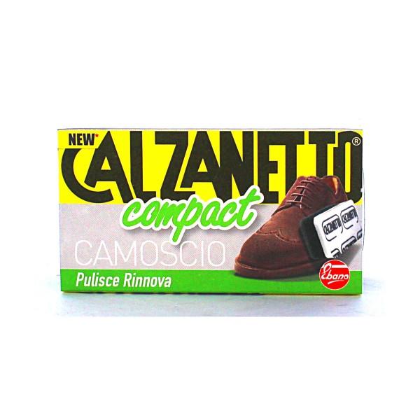 CALZANETTO COMPACT CAMOSCIO MORBIDO, CURA SCARPE, S001970, 4526