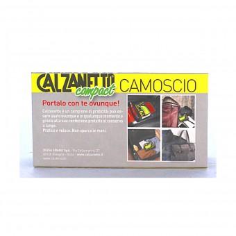 CALZANETTO COMPACT CAMOSCIO MORBIDO