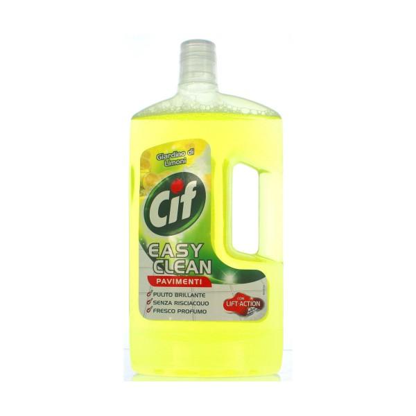 CIF PAVIMENTI EASY CLEAN PAVIMENTI LEMON 1000 ML., PAVIMENTI, S014365, 5290