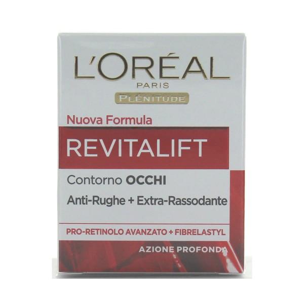 L'OREAL REVITALIFT OCCHI 15 ML        , CURA VISO DONNA, S001509, 60695