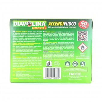 DIAVOLINA ACCENDIGRILL 40 CUBI
