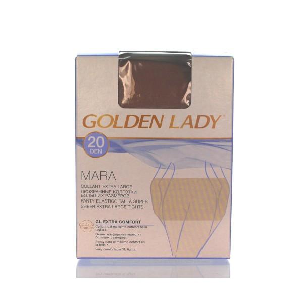 GOLDEN LADY MARA 20 70A MELON T.XL AST.    , CALZE, COLLANT & GAMBALETTI, S016623, 665