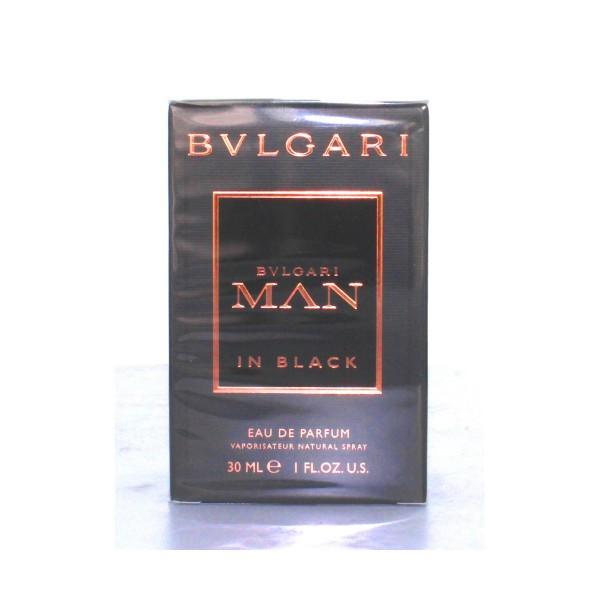 BULGARI MAN IN BLACK EDP 30 ML, PROFUMI UOMO, S124338, 6663