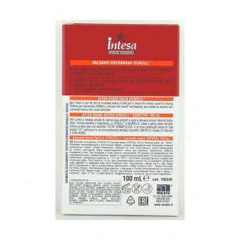 INTESA POUR HOMME VITACELL DOPOBARBA SENSITIVE 100 ML AFTER SHAVE