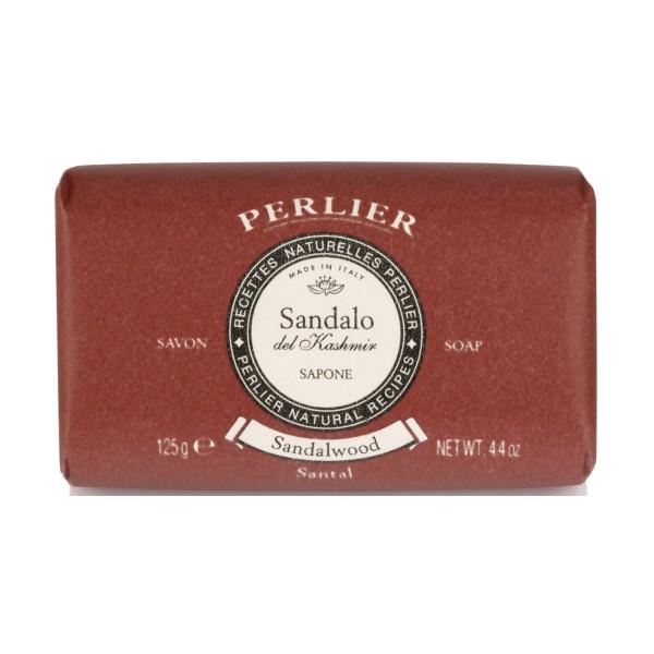 PERLIER SAPONE SANDALO DEL KASHMIR 125 grammi, SAPONI, S157066, 70136