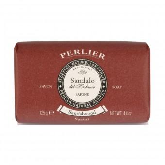PERLIER SAPONE SANDALO DEL KASHMIR 125 grammi