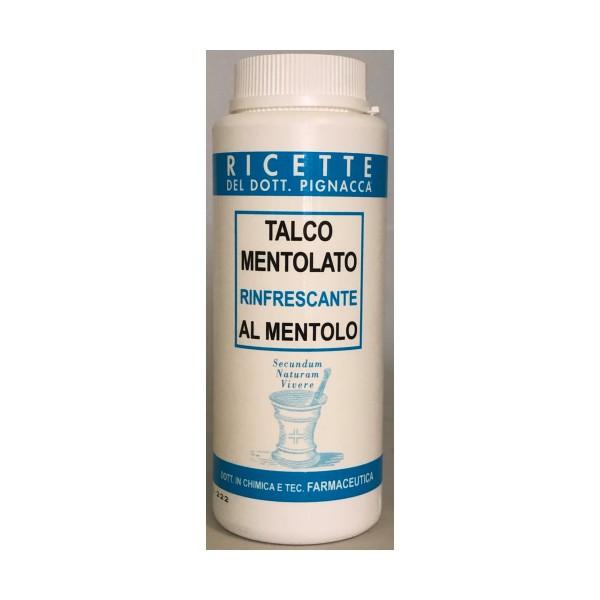DOTT.PIGNACCA TALCO MENTOLATO BARATTOLO 100 grammi, TALCO, S156976, 70171