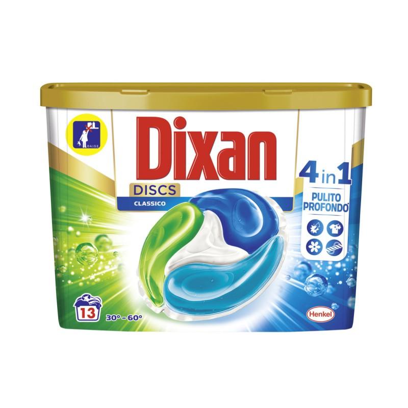 DIXAN DISCS CLASSICO 4in1 13 LAVAGGI