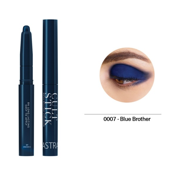 ASTRA OMBRETTO CULTSTICK 007 BLUE BROTHER, OCCHI, S156728, 70265
