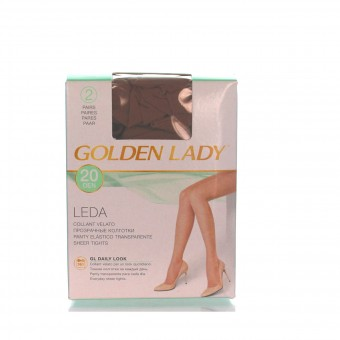 GOLDEN LADY LEDA 20 22A MELON 2 PAIA TAGLIA 3