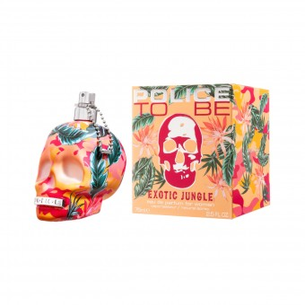 POLICE TO BE EXOTIC JUNGLE FOR WOMAN EDP VAPO 75 ML