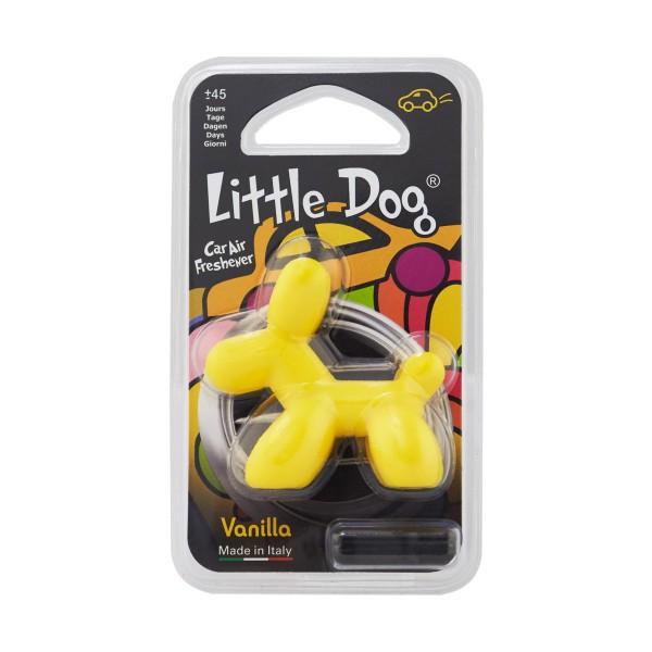 RHUTTEN LITTLE DOG PROFUMATORE AUTO VANILLA DURATA 45 GIORNI   , DEODORANTI AUTO, S156000, 70467