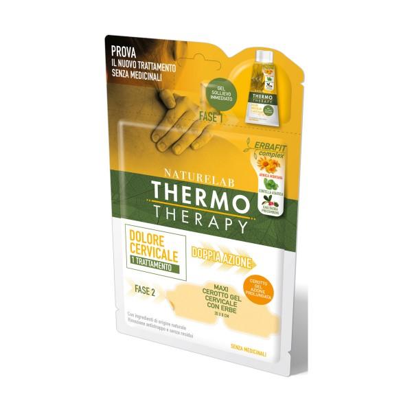 THERMO THERAPY MAXI CEROTTO IN GEL PER CERVICALE 1 TRATTAMENTO CM 20x8, MEDICAZIONE & PRONTO SOCCORSO, S155598, 70598