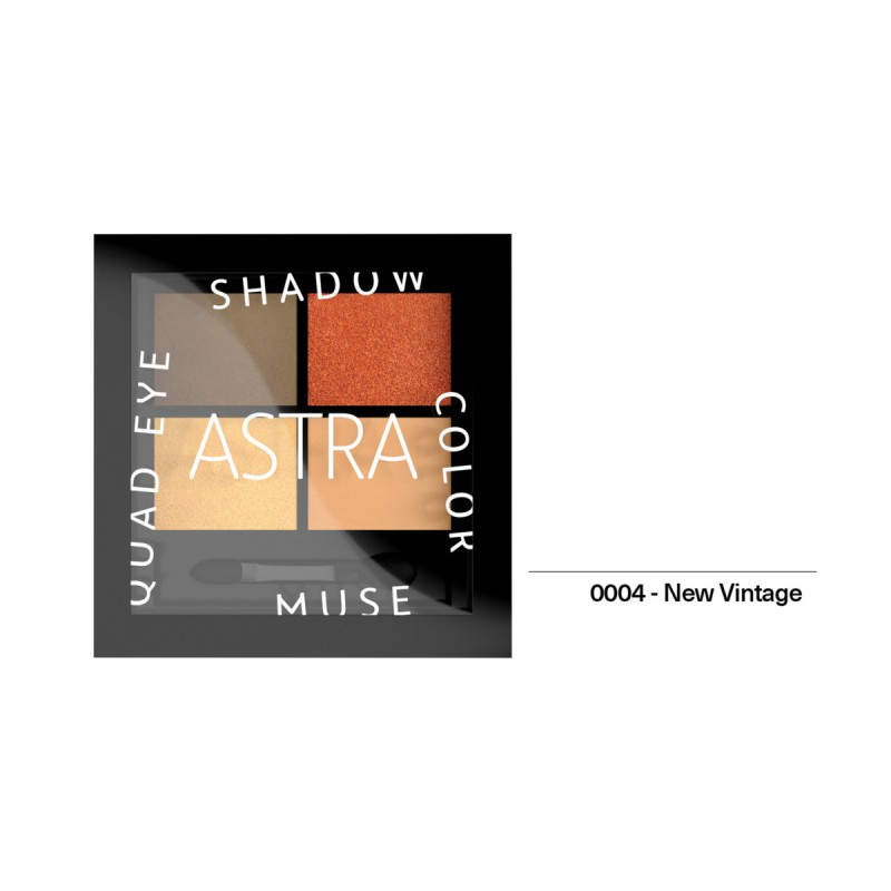 ASTRA OMBRETTO QUAD COLOR MUSE NEW VINTAGE 04
