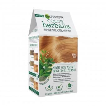 HERBALIA COLOR COLORAZIONE POLVERE 100% VEGETALE BIONDO RAME