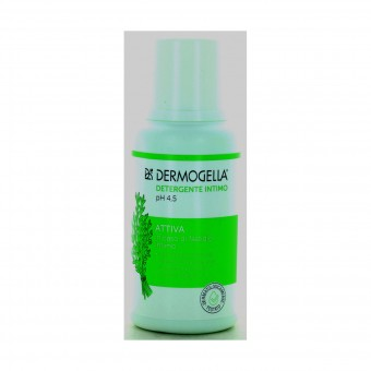 DERMOGELLA INTIMA ATTIVA PH 4,5 200 ML