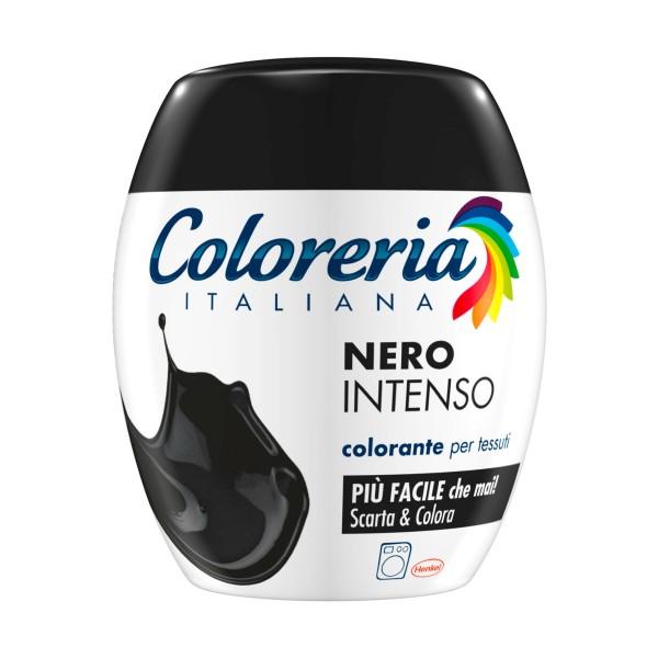 COLORERIA ITALIANA NERO INTENSO COLORANTE PER TESSUTI, COLORANTI/DECOLORANTI PER TESSUTI, S154484, 70888