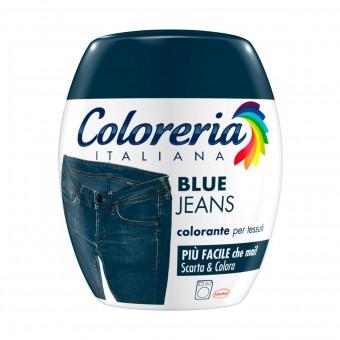 COLORERIA ITALIANA BLUE JEANS COLORANTE PER TESSUTI