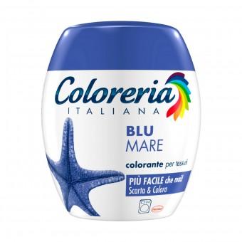 COLORERIA ITALIANA BLU MARE COLORANTE PER TESSUTI