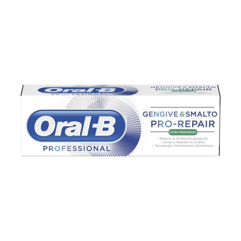 ORAL B DENTIFRICIO GENGIVE & SMALTO PRO-REPAIR EXTRA FRESCHEZZA 75 ML