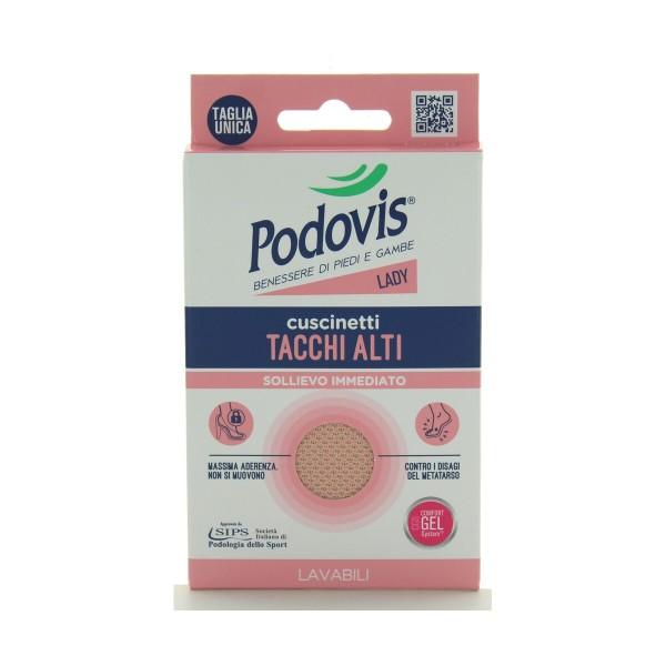PODOVIS CUSCINETTI GEL TACCHI ALTI LADY, ACCESSORI MANICURE PEDICURE, S154213, 70991