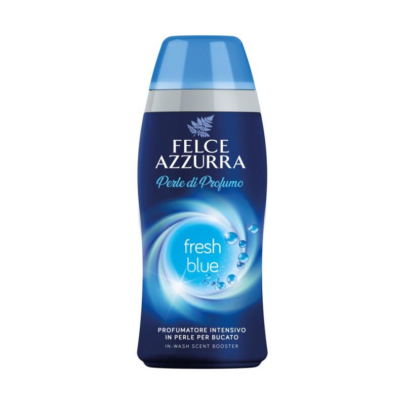 FELCE AZZURRA PERLE DI PROFUMO PROFUMATORE INTENSIVO PER BUCATO FRESH BLUE 250 grammi