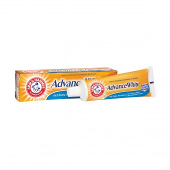 ARM & HAMMER DENTIFRICIO ADVANCE WHITE GEL EXTRA FRESCHEZZA 75 ML