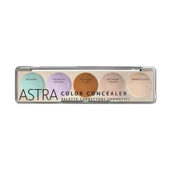 ASTRA CORRETTORI CROMATICI COLOR PALETTE, VISO, S152242, 71543