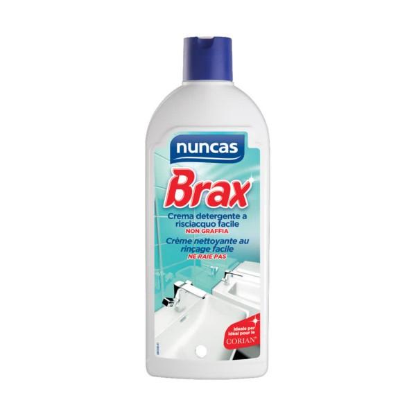 NUNCAS BRAX CREMA DETERGENTE NON GRAFFIA 500 ML     , SGRASSATORI/PICCOLE SUPERFICI, S151708, 71810