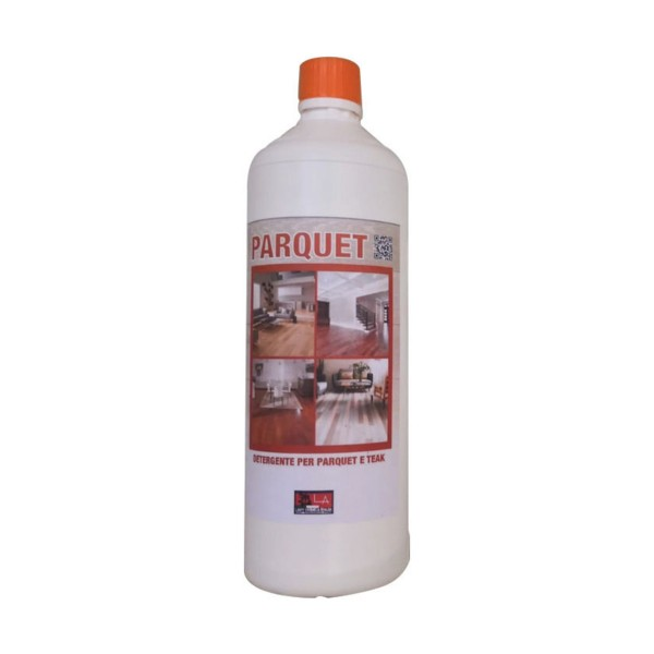 PARQUET E TEAK DETERGENTE FLACONE 1 LT, PAVIMENTI, S151545, 71851