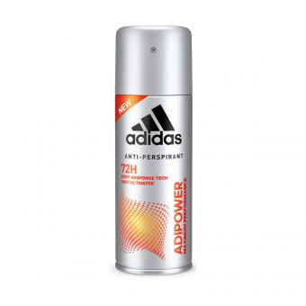 ADIDAS DEODORANTE SPRAY 72H ANTI-PERSPIRANT ADIPOWER 150 ML