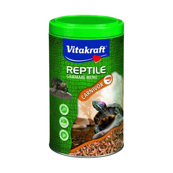 VITAKRAFT REPTILE MENU GAMMARE CARNIVOR PER TARTARUGHE BARATTOLO 250 ML, ALTRI ANIMALI, S149409, 72353
