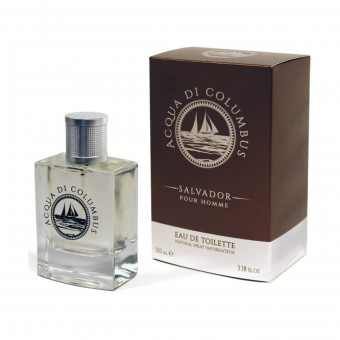 ACQUA DI COLUMBUS MEN SALVADOR EDT 100 ML