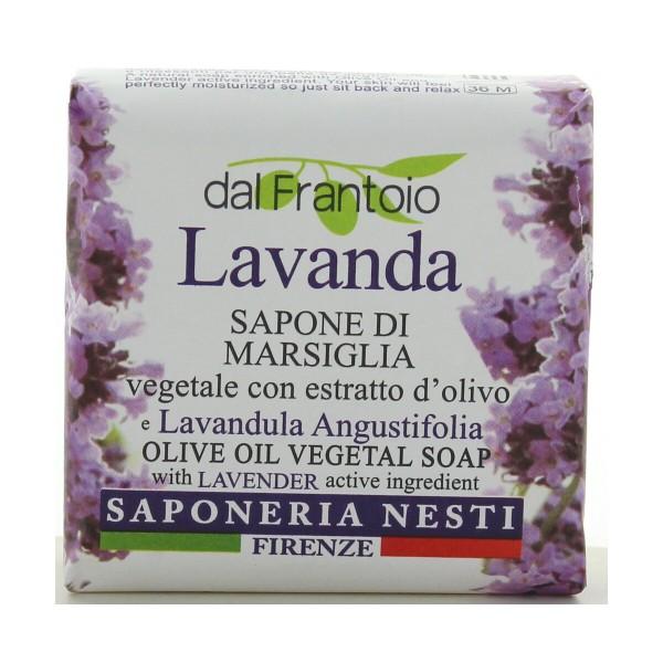 NESTI SAPONETTA DAL FRANTOIO LAVANDA 100 GR, SAPONI, S148278, 72733