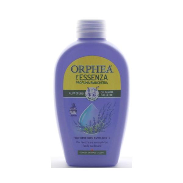 ORPHEA L'ESSENZA PROFUMA BIANCHERIA ALLA LAVANDA 18 LAVAGGI 200 ML, AMMORBIDENTI, S147512, 72958