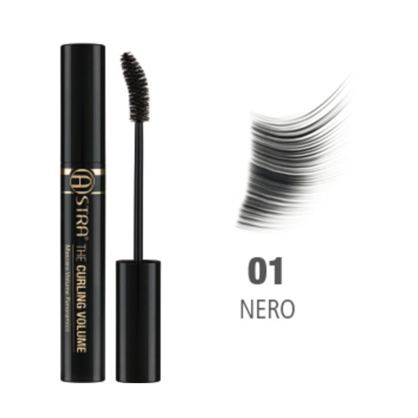 ASTRA MASCARA THE CURLING VOLUME 01, OCCHI, S146995, 73101