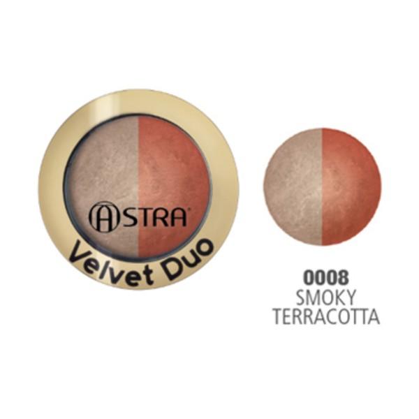ASTRA OMBRETTO COTTO VELVET DUO 08, OCCHI, S145768, 73372